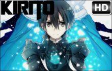 SAO Kirito HD Wallpapers New Tab Themes