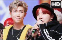 BTS RM & J Hope Wallpapers NamSeok New Tab