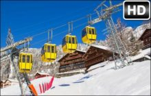 Ski Resort HD Wallpapers Winter New Tab