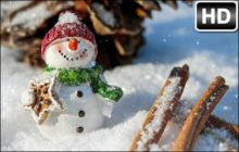 Snowman HD Wallpapers Snow Man New Tab Themes