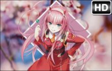 Zero Two HD Wallpapers New Tab Themes