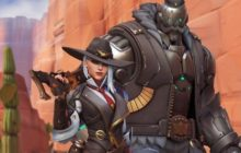 Meet the New Wild-West Waifu: Overwatch Ashe!