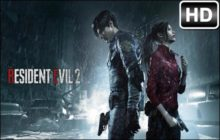 Resident Evil 2 Remake HD Wallpapers New Tab