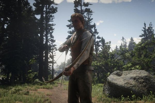 red dead online first impression 2