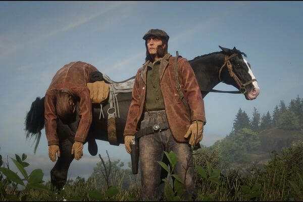 red dead online first impression 4