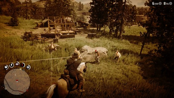 red dead online first impression 5