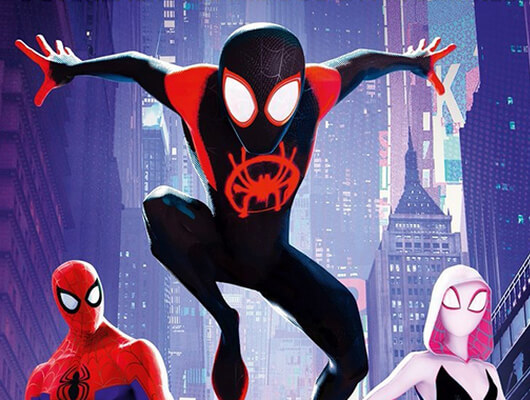 Spider Men Assembles Spider Man Into The Spider Verse Review