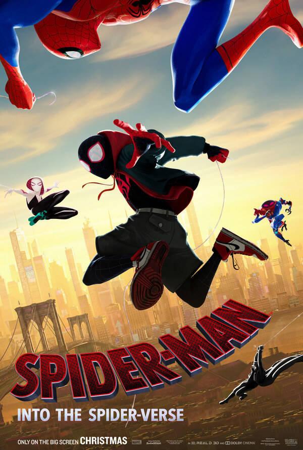 spider man into the spider verse 1