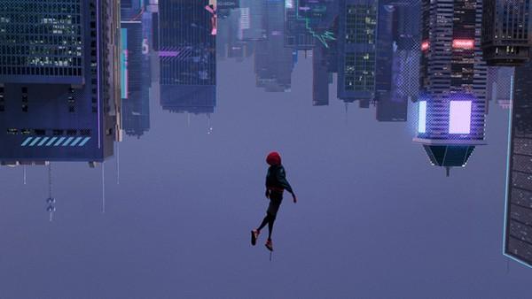 spider man into the spider verse 2