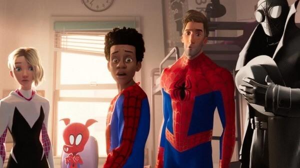 spider man into the spider verse 4