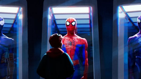 spider man into the spider verse 7