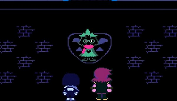 what is deltarune about 5