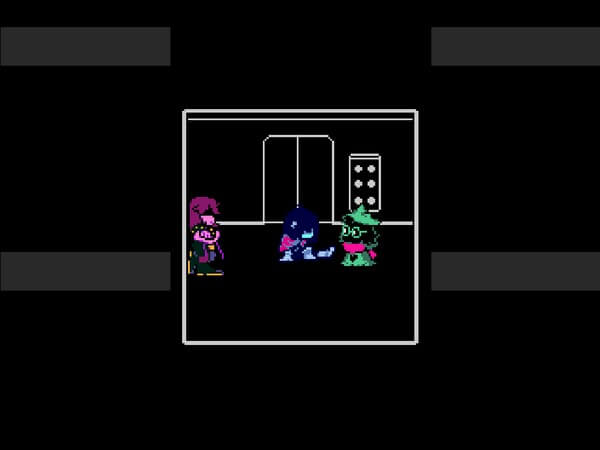 what is deltarune about 9