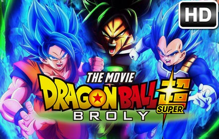 Dragon Ball Super Broly Hd Wallpapers New Tab Free Addons