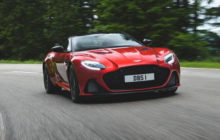 aston martin dbs superleggera 0