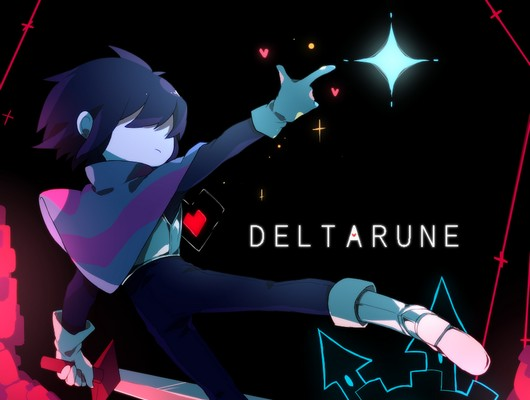 The Mysterious Story Of Deltarune Who Is Kris