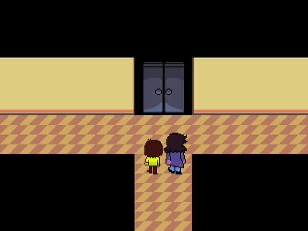 The Mysterious Story of Deltarune: Who is Kris?