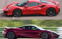 Breaking News: Ferrari 488 Pista vs McLaren 720S at Magny-Cours Circuit