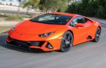 A New Hurricane Evolution: Lamborghini Huracan EVO First Look!
