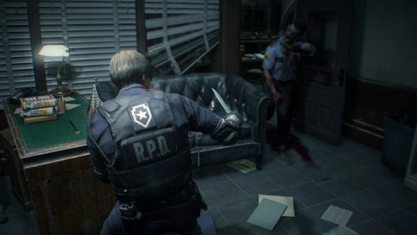 resident evil 2 remake 9