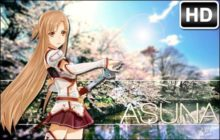 SAO Asuna HD Wallpapers New Tab Themes