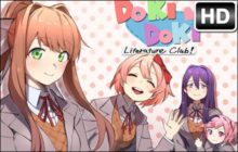 Doki Doki Literature Club Wallpapers New Tab