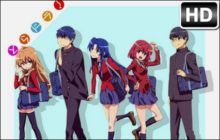 Toradora Anime HD Wallpapers New Tab Themes