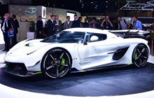 In Honor of the Forefather: Koenigsegg Jesko First Look