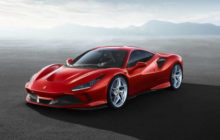ferrari f8 tributo first look 0