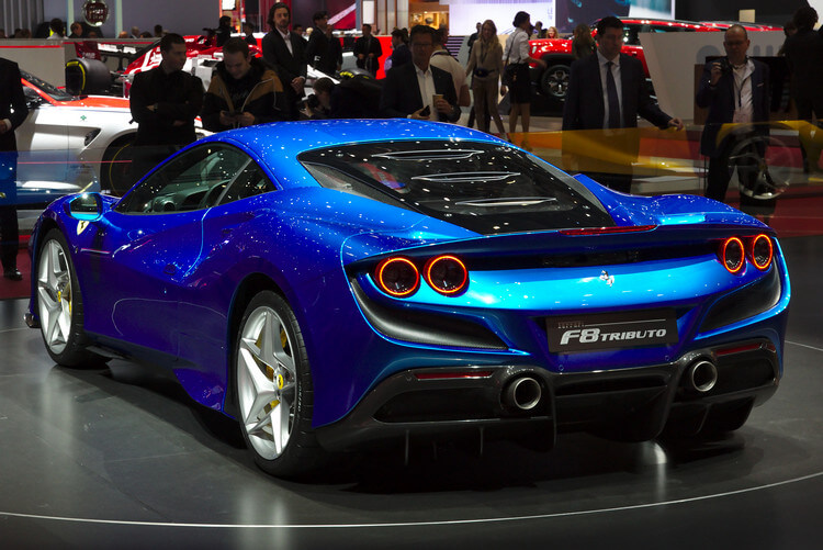 ferrari f8 tributo first look 10