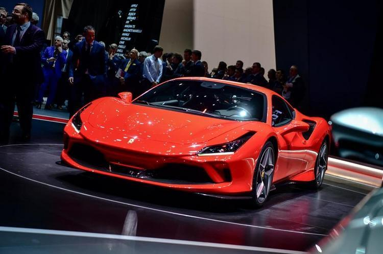 ferrari f8 tributo first look 3