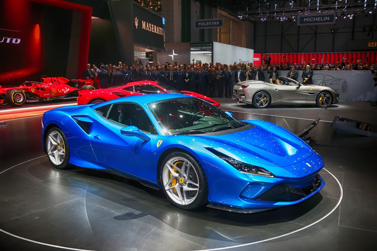 ferrari f8 tributo first look 4