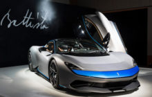 pininfarina battista first look 0