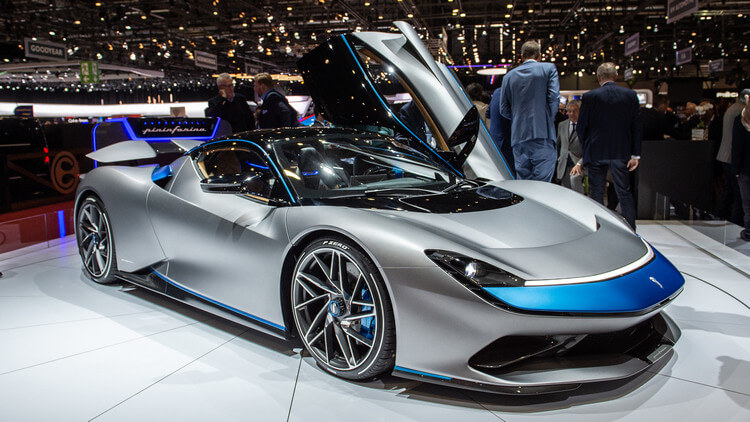 pininfarina battista first look 1