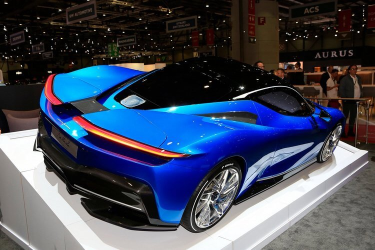pininfarina battista first look 10
