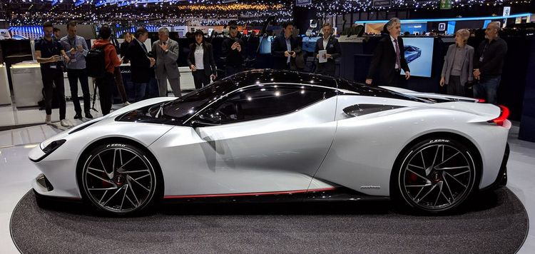 pininfarina battista first look 2
