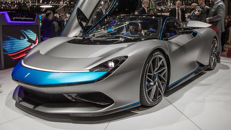 pininfarina battista first look 3