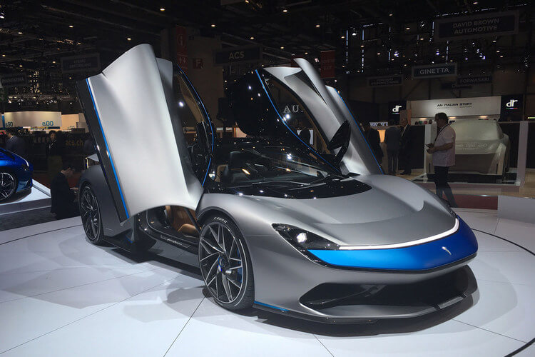 pininfarina battista first look 7
