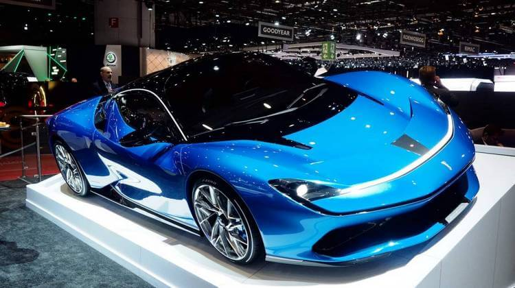 pininfarina battista first look 9