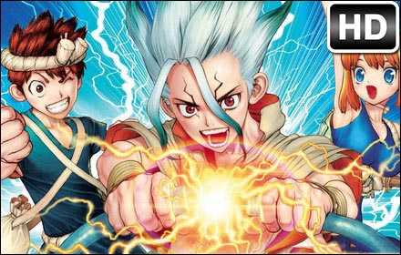 Dr Stone HD Wallpapers Anime New Tab   HD Wallpapers ...