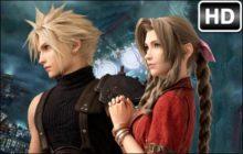 Final Fantasy 7 Remake Wallpaper HD New Tab