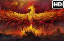 Phoenix Wallpaper HD Phoenix New Tab