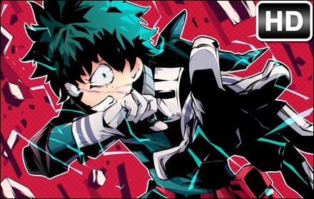 Anime Wallpaper Hd Deku