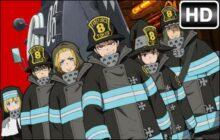 Fire Force Anime Wallpaper HD Custom New Tab