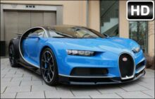 Bugatti Chiron Super Cars Custom New Tab