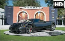 Pagani Huayra Sports Cars Custom New Tab