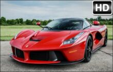 Ferrari LaFerrari Wallpaper HD Custom New Tab