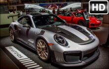 Porsche 911 GT3 & GT2 Cars Custom New Tab