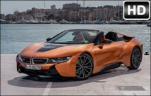 BMW i8 Sports Cars Custom New Tab