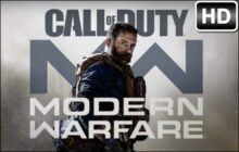 Call of Duty Modern Warfare Custom New Tab